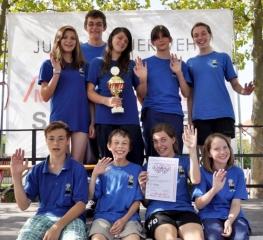 Südhessenolympiade der Jugendfeuerwehren 2012