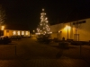 Weihnachtsstimmung auf dem Dorfplatz