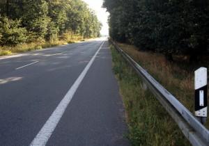 Straße von Rembrücken nach Hainhausen · © Harald Manger