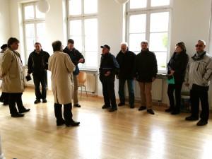 Bürgergespräch in der Alten Schule