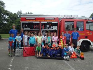 Brandschutzerziehung in der Grundschule