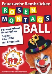 Rosenmontagsball der FFR