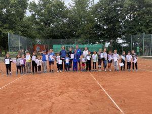 Tennis Camp 2021